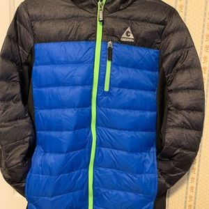 Boys Youth Gerry Down Puffer Jacket